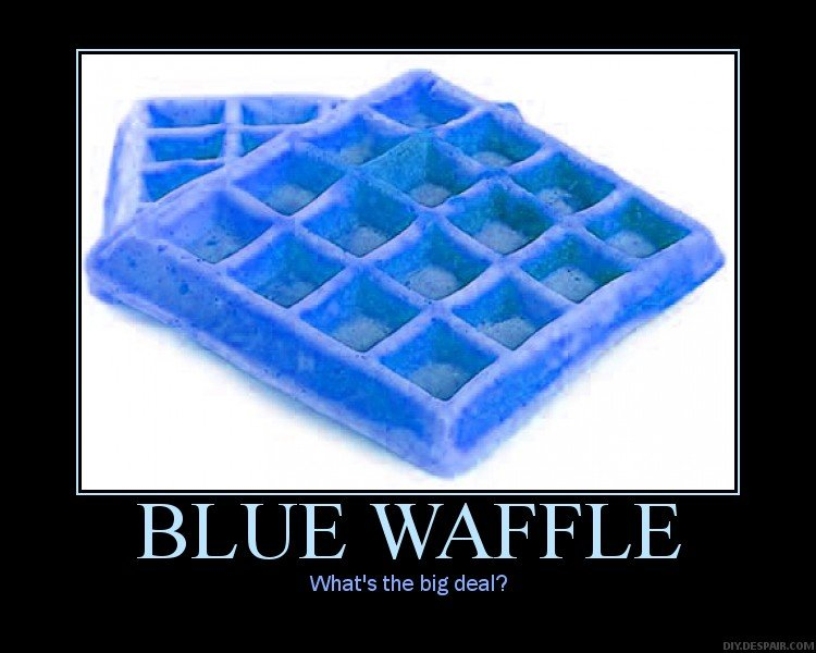 blue waffles disease in men. lue waffles disease on men.
